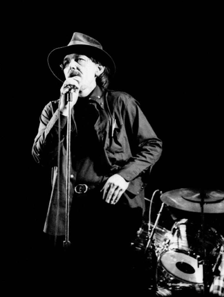'Ik ben of te stom, of te slim om commerciële muziek te schrijven.' (FOTO GRAHAM WILTSHIRE, REX FEATURES ) Beeld Graham Wiltshire / Rex Features/