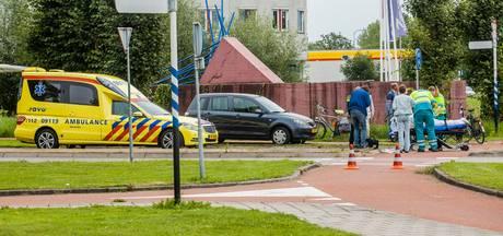 Fietser gewond bij aanrijding IJsselstein