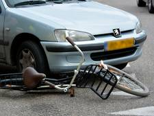 Fietser gewond na botsing in Bilthoven