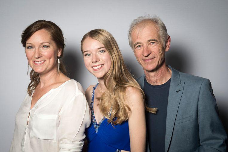 Maartje is de dochter van Sanne en Erik Van Neygen.