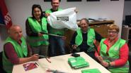 Vrijwilligers coördineren zwerfvuilactie