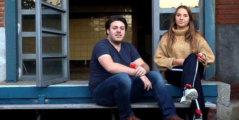 Andy Fontyn en Yara Daniel
