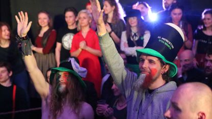 Drie tieners overleden bij Sint Patrick's Day-feestje in Noord-Ierland