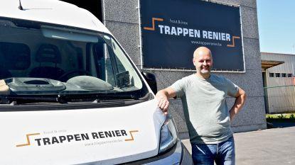 """Familiebedrijf Trappen Renier verhuist naar Wervik: """"De goesting om terug te keren is altijd gebleven"""""""