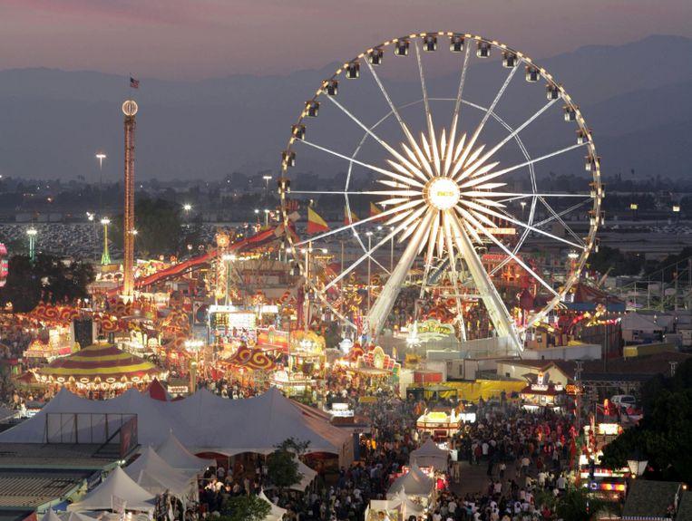 De LA County Fair.
