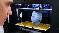 """""""In 2060 wordt helft producten door 3D-printers gemaakt"""""""