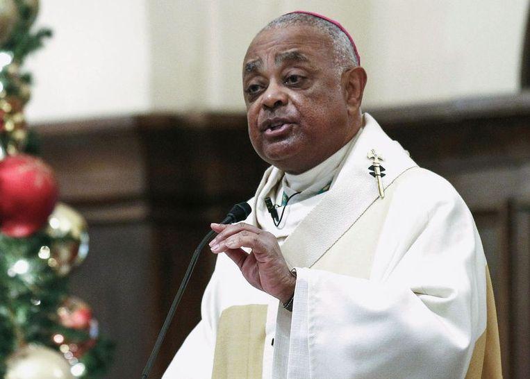 Aartsbisschop Wilton Gregory Beeld reuters