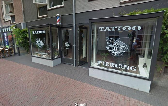 Six Feet Under Tattoo: 150 Tatoeages Voor Het Goede Doel: Osse Shop Haalt 4100