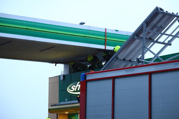 Tankstation De Voetpomp.