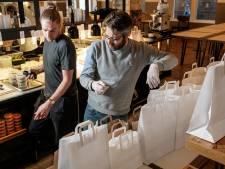 Horeca mag straks open, maar hoe welkom voelen klanten zich achter plexiglas? 'Het wordt spannend'