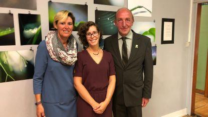 Gita De Swert stelt natuurfoto's tentoon