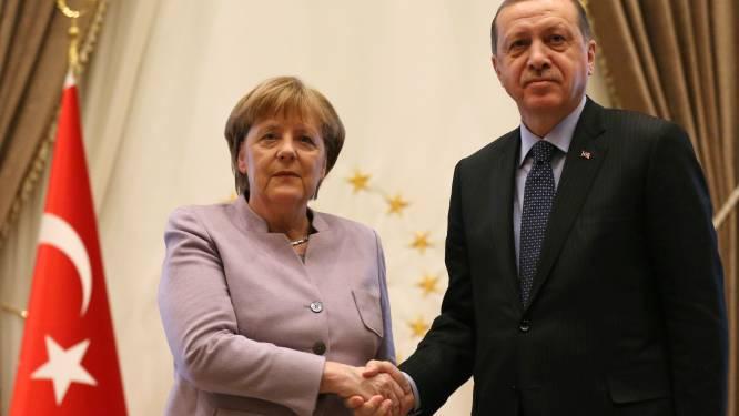 """Vicevoorzitter Merkels CDU: """"Erdogan is niet meer welkom in Duitsland"""""""