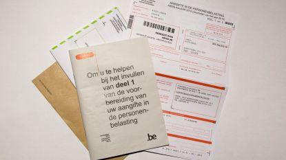 Zitdagen invullen belastingsbrief