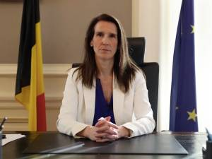 "Sophie Wilmès s'adresse aux Belges: ""Nos efforts se font ressentir, nous devons persévérer"""