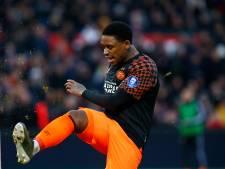 Bergwijn baalt van tweede strafschop Feyenoord: 'Volgens mij heb je ook een VAR'