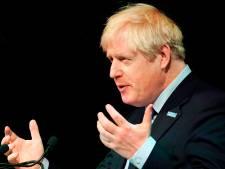 """Brexit: Johnson annonce """"d'énormes progrès"""" vers un accord"""