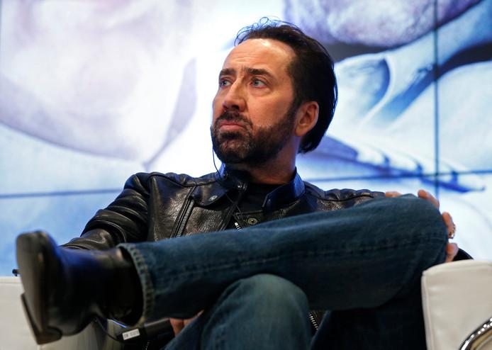 Vier dagen na zijn trouwgeloften heeft Nicolas Cage een rechter in Las Vegas gevraagd zijn huwelijk met Erika Koike nietig te verklaren.