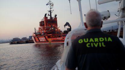 Zes Greenpeace-activisten vrijgelaten in Spanje