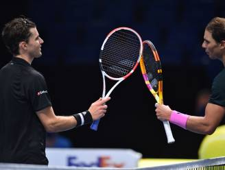 Blijft ATP Finals lege vlek op palmares Nadal? Hij legt de duimen tegen Thiem