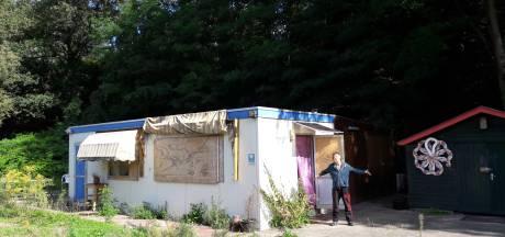 'Voormalige camping in Ede is allang teruggegeven aan de natuur'