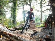 Bikepark in Holten mag eindelijk open maar het feestje laat nog op zich wachten