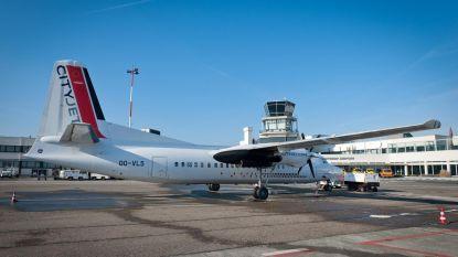 Uur lang geen vluchten mogelijk op luchthaven Deurne