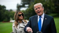 Heeft Melania Trump een dubbelganger? Liefhebbers van complottheorieën denken van wel