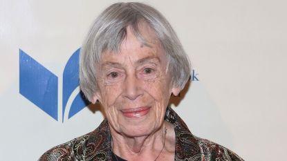 """""""Literair icoon"""" en sciencefictionschrijfster Ursula K. Le Guin (88) overleden"""