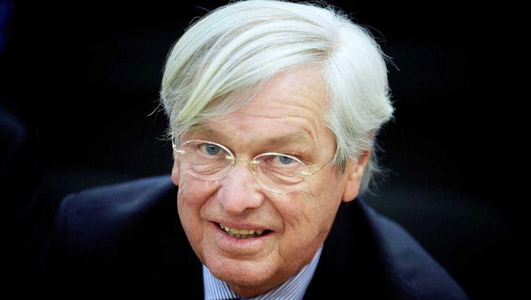 President-commissaris Rik van Slingelandt van ABN AMRO. Beeld anp