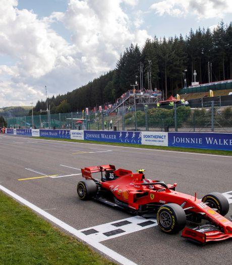 La police veillera au grain lors du GP de Formule 1 à huis clos de Spa-Francorchamps
