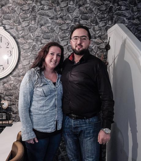 Eerste zondagse 'ja' in Doetinchem is voor Céline en Sadat