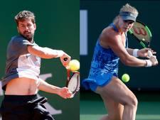 Alleen Haase en Bertens zeker van Roland Garros