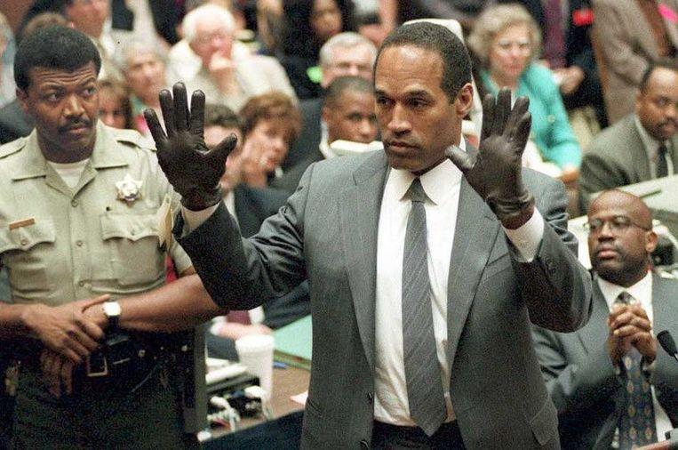 O.J. Simpson Trial Beeld Vince Bucci