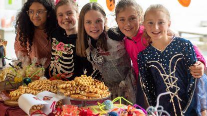 Erasmus serveert griezelige snacks voor Rode Neuzen Dag