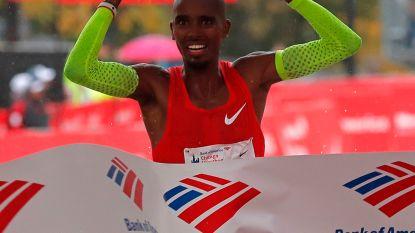 Mo Farah wint marathon van Chicago in nieuwe Europese recordtijd