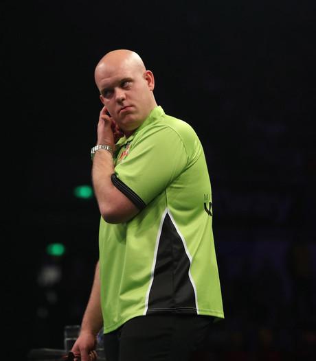 Michael van Gerwen hoopt EK te halen