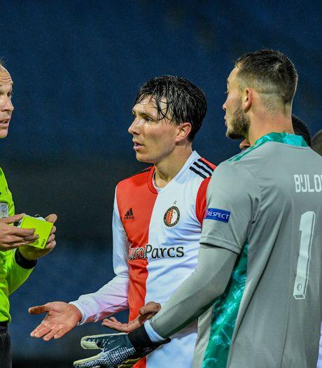 Dit is waarom Feyenoord niet kon worden gered door de VAR