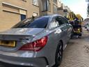 Deze auto werd vandaag in beslag genomen door de FIOD