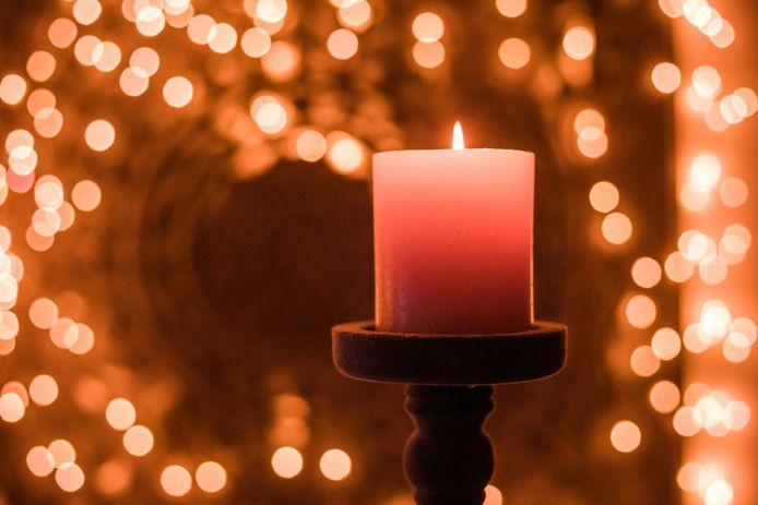 Wereldlichtjesdag valt dit jaar op 13 december.