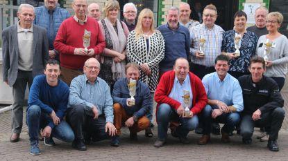 Eddy is kampioen bij vissersclub 'Recht Voor Allen'