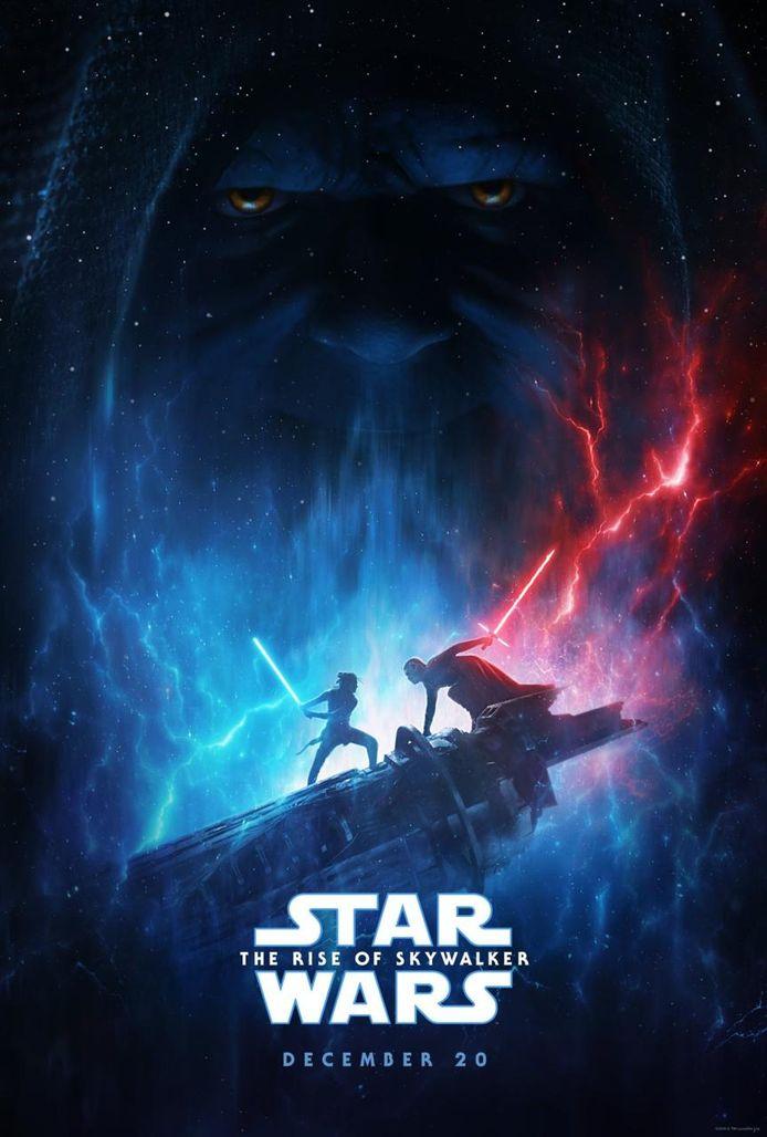 De poster van 'Star Wars: The Rise of Skywalker'