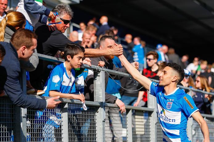 PEC Zwolle heeft voor het voetbalseizoen 2019/2020 meer dan 10.000 jaarkaarten verkocht.