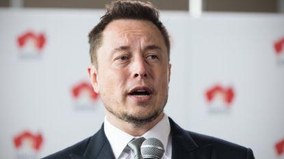 Elon Musk kondigt grote reorganisatie aan binnen Tesla