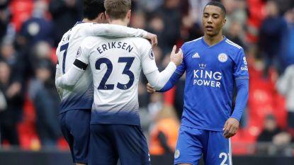 Tielemans onnodig onderuit in knap debuut voor Leicester: Vardy valt in en mist penalty
