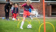 """Voetbalclub K. Bokrijk Sport start met ploeg voor meisjes vanaf 4 jaar: """"Vraag naar meisjesvoetbal groeit  meer dan ooit"""""""