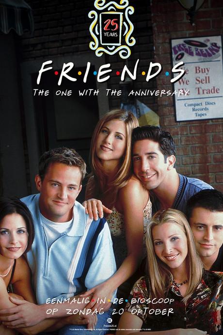 Friends-fans voelen zich bekocht na jubileumspecial: 'Welke prutser heeft dit bedacht?'