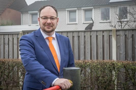 Wethouder Marco Kleppe.