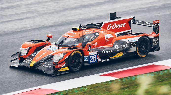 In deze LMP2-wagen maakt Job van Uitert uit Dongen zijn debuut in de 24 uur van Le Mans.