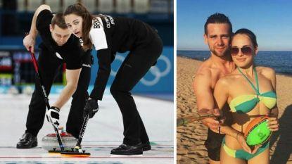 Verliest Russische curlingschone het brons door haar man? Hij komt met opvallende complottheorie voor dopingschandaal op Winterspelen