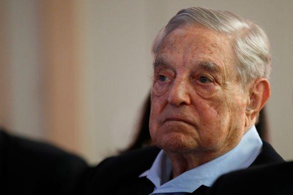 De joodse miljardair George Soros werd al herhaaldelijk het slachtoffer van antisemitische aanvallen.